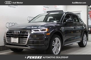 New 2019 Audi Q5 2.0T Premium Plus SUV for sale in Mentor, OH