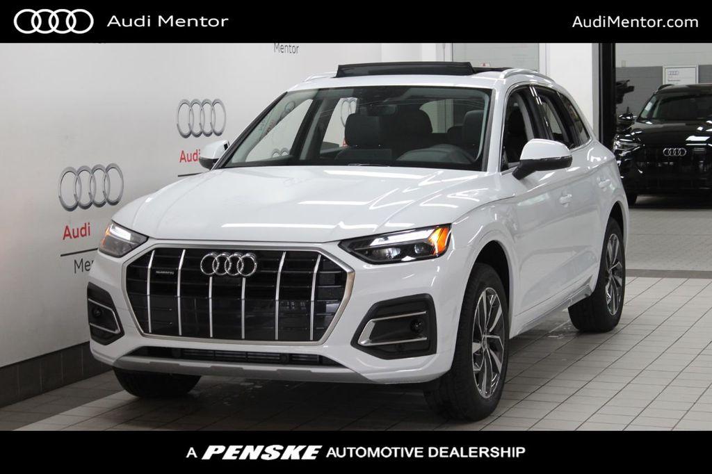2021 Audi Q5 SUV