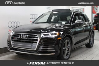 New 2019 Audi SQ5 3.0T Premium Plus SUV for sale in Mentor, OH