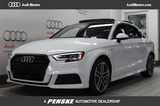 New 2019 Audi A3 2.0T Premium Plus Sedan for sale in Mentor, OH