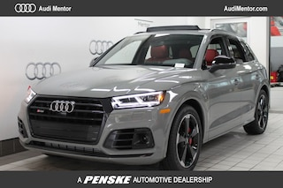 New 2019 Audi SQ5 3.0T Prestige SUV for sale in Mentor, OH