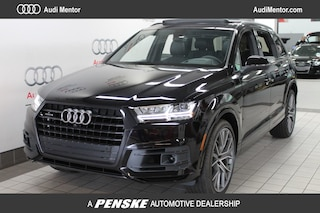New 2019 Audi Q7 3.0T Prestige SUV for sale in Mentor, OH