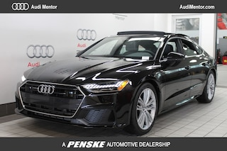 New 2019 Audi A7 3.0T Premium Plus Hatchback for sale in Mentor, OH