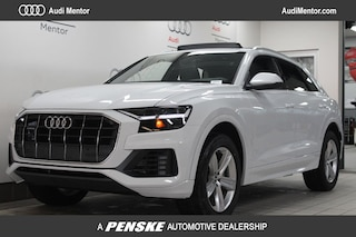 New 2019 Audi Q8 3.0T Premium SUV for sale in Mentor, OH