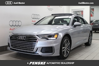 New 2019 Audi A6 3.0T Premium Sedan for sale in Mentor, OH