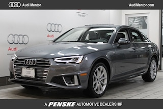 New 2019 Audi A4 2.0T Premium Plus Sedan for sale in Mentor, OH