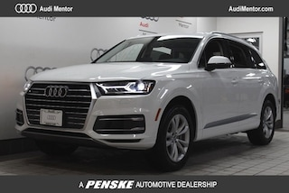 New 2019 Audi Q7 2.0T Premium SUV for sale in Mentor, OH