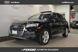 New 2018 Audi Q5 2.0 TFSI Premium SUV in Mentor, OH
