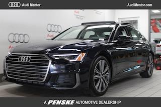 New 2019 Audi A6 3.0T Premium Plus Sedan for sale in Mentor, OH