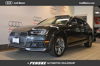 New 2018 Audi A4 allroad 2.0T Premium Plus Wagon in Mentor, OH