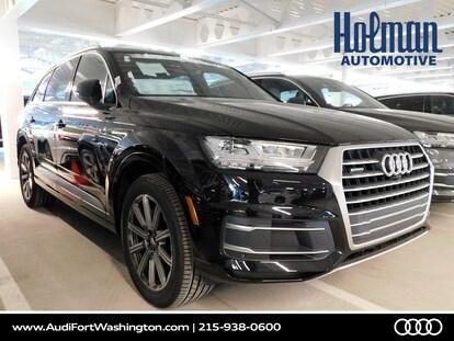 New 2019 Audi Q7 For Sale at Audi Fort Washington   VIN