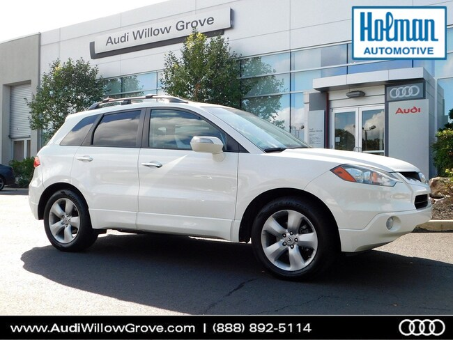 Used Acura RDX For Sale In Mount Laurel NJ VIN JTBA - Acura 2007 rdx