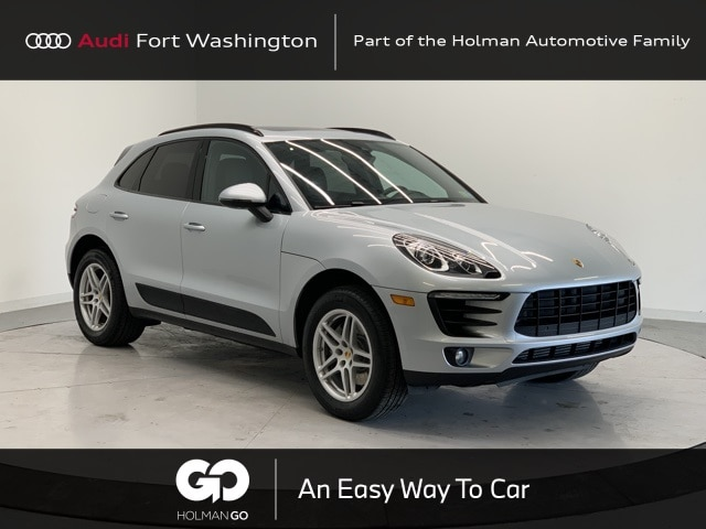 Used Porsche Macan Maple Shade Nj