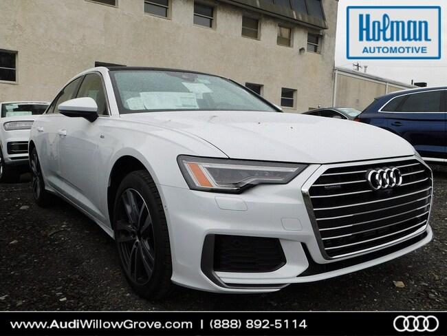 New 2019 Audi A6 For Sale At Holman Automotive Vin Waul2af2xkn028946