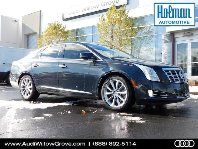 Used 2014 Cadillac Xts For Sale At Princeton Bmw Vin