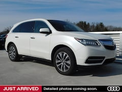 New 2016 Acura MDX MDX SH-AWD with Technology SUV