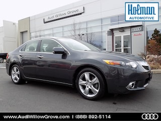 2011 Acura TSX 5-Speed Automatic with Technology Package Sedan