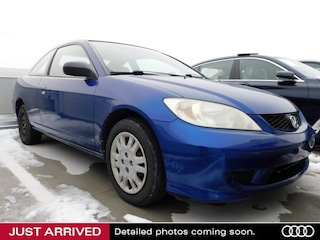 2005 Honda Civic LX w/Side SRS Coupe