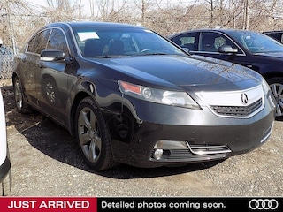 2012 Acura TL SH-AWD with Technology Package Sedan