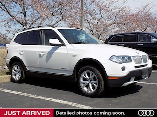 Used 2010 BMW X3 xDrive30i SAV