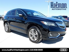 New 2017 Acura RDX V6 AWD with Advance Package SUV