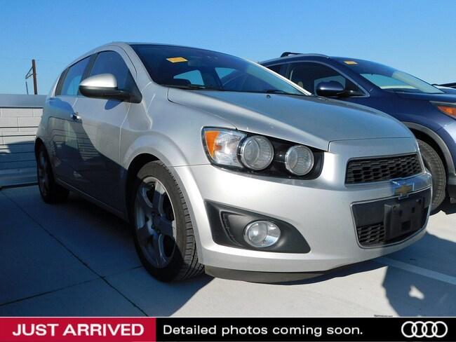 2012 Chevrolet Sonic LZ (M5) Hatchback