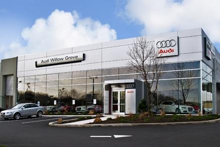 Audi Willow Grove New Audi Dealership In Willow Grove PA - Audi car dealership