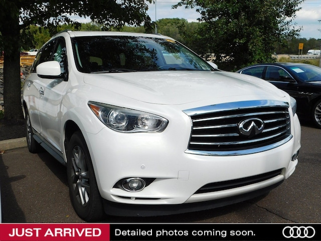 Used 2013 Infiniti Jx35 For Sale Maple Shade Nj