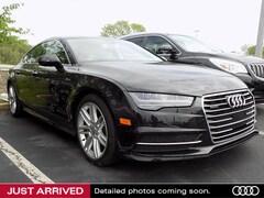 2016 Audi A7 3.0T Premium Plus Sedan