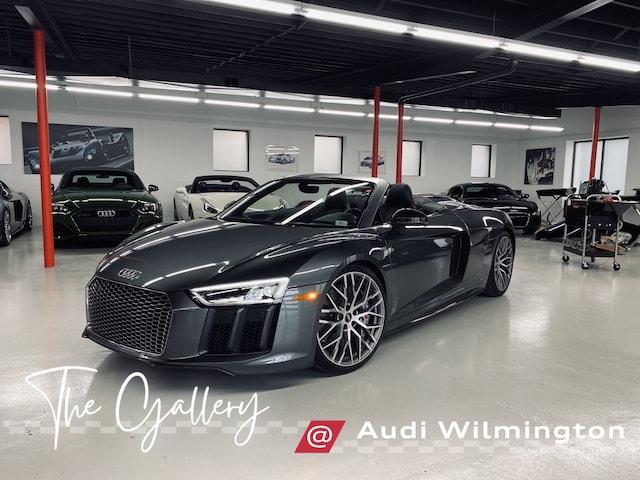 2018 Audi R8 5.2 Plus Spyder