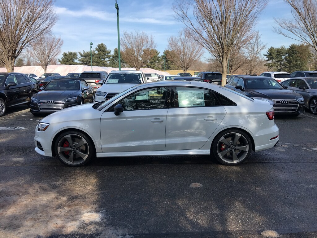 New 2019 Audi S3 For Sale | Wilmington DE | VIN: WAUB1GFF5K1017476