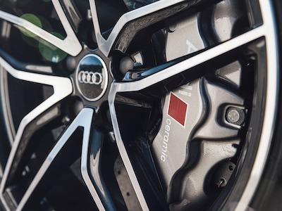 Audi Genuine Brake Work