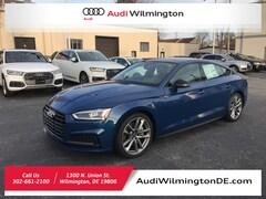 New 2019 Audi A5 2.0T Premium Plus Sportback WAUENCF57KA013284 Wilmington, DE