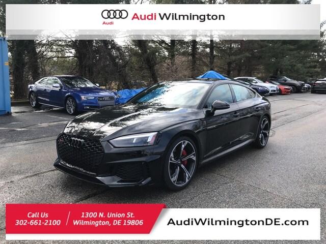 New 2019 Audi RS 5 2.9T Sportback Wilmington, DE