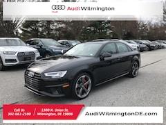 New 2019 Audi S4 3.0T Premium Plus Sedan WAUB4AF45KA008151 Wilmington, DE