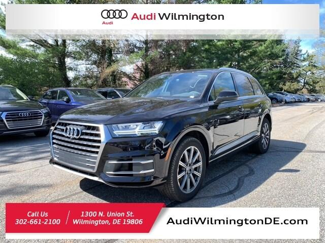 New 2019 Audi Q7 3.0T Premium Plus SUV Wilmington, DE