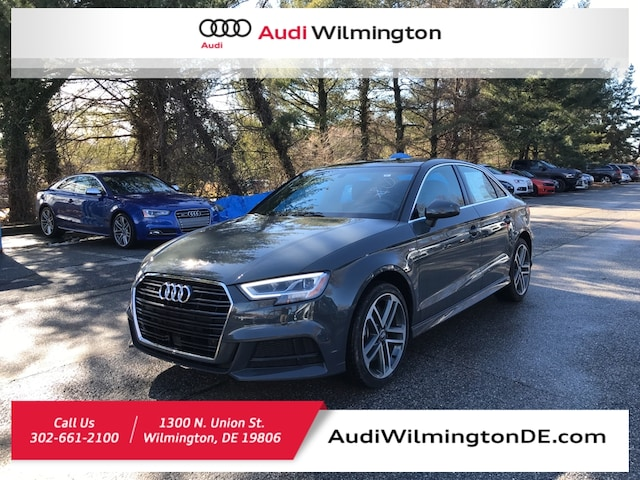 New 2019 Audi A3 2.0T Premium Plus Sedan Wilmington, DE