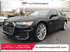New 2019 Audi A6 3.0T Prestige Sedan WAUM2AF2XKN025775 Wilmington, DE