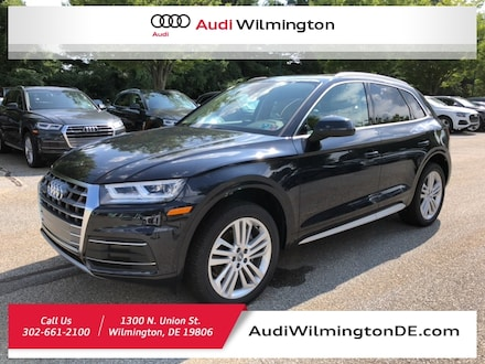 Deanda Auto Sales >> New Audi Used Car Dealer In Wilmington De Audi Wilmington