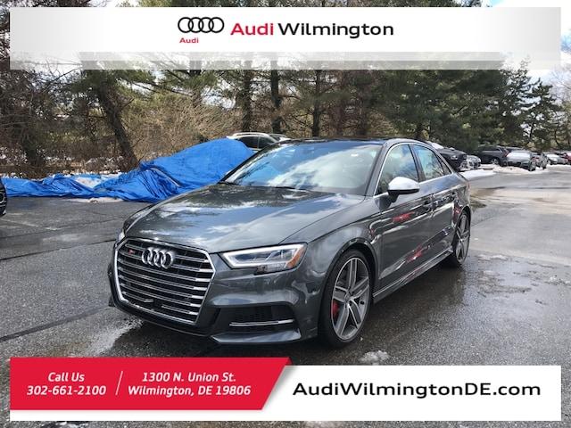 New 2019 Audi S3 2.0T Prestige Sedan Wilmington, DE