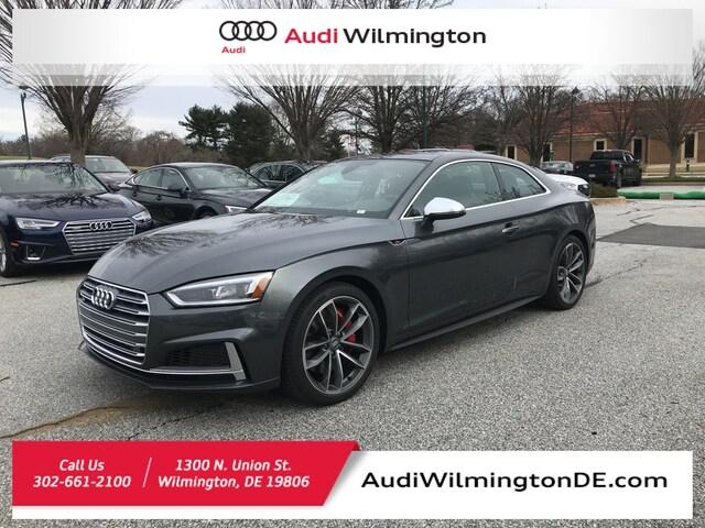 New 2019 Audi S5 3.0T Premium Plus Coupe Wilmington, DE