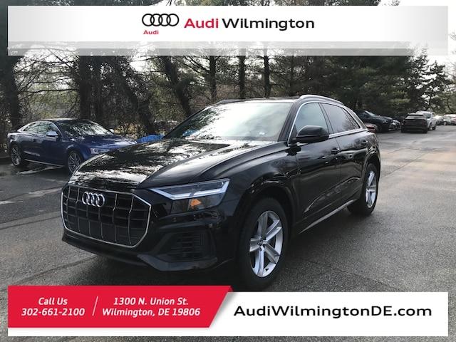 New 2019 Audi Q8 3.0T Premium SUV Wilmington, DE