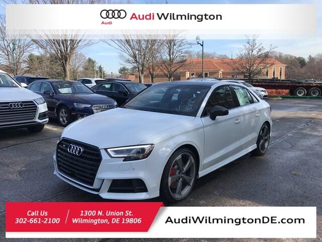 New 2019 Audi S3 2.0T Premium Plus Sedan Wilmington, DE