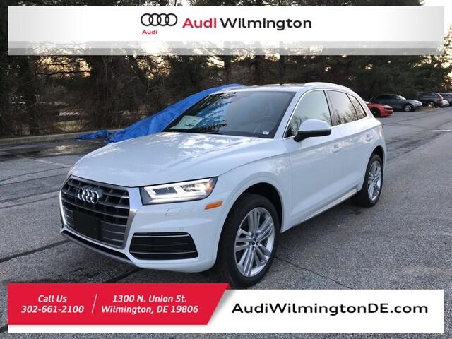 New 2019 Audi Q5 2.0T Premium Plus SUV Wilmington, DE