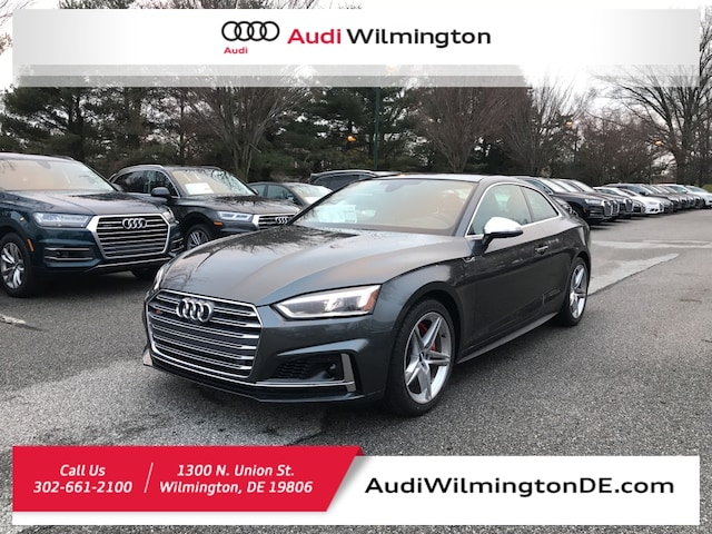 New 2019 Audi S5 3.0T Prestige Coupe Wilmington, DE