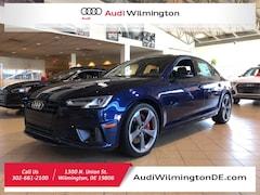 New 2019 Audi S4 3.0T Premium Plus Sedan WAUB4AF40KA008431 Wilmington, DE
