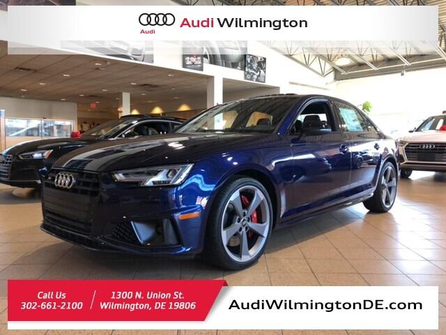 New 2019 Audi S4 3.0T Premium Plus Sedan Wilmington, DE