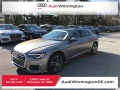 New 2019 Audi A6 3.0T Premium Plus Sedan WAUL2AF20KN037610 Wilmington, DE