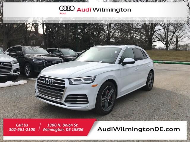 New 2019 Audi SQ5 3.0T Premium Plus SUV Wilmington, DE