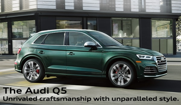 Wilsonville New Audi Q Lowest Payment Finance Offers Best Price - Audi lowest model price